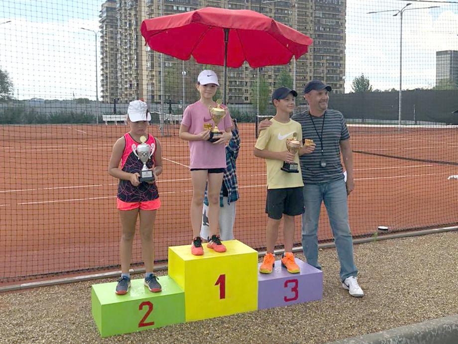 Tennis Siberia Kids Stardirection