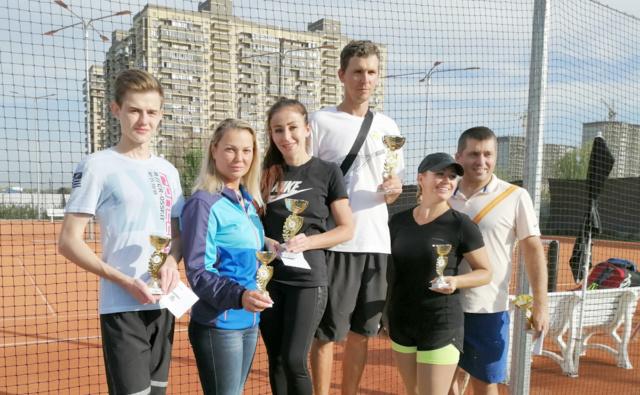 Краснодар теннис турнир