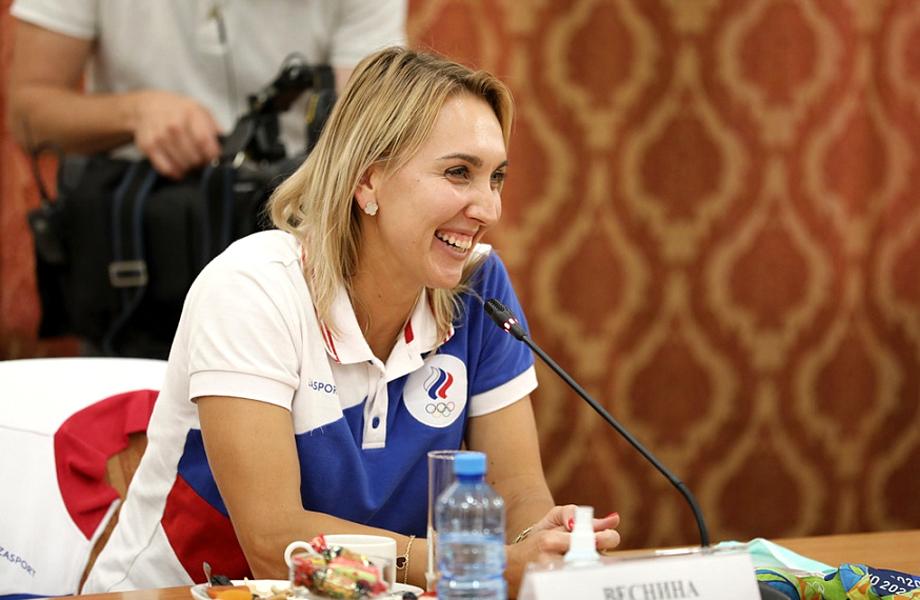 Vesnina in Krasnodar