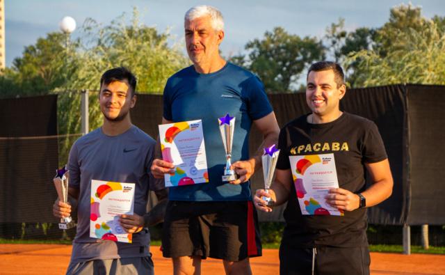 Kuban tennis Start